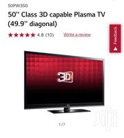 """50""""Inch LG Flat Screen TV 