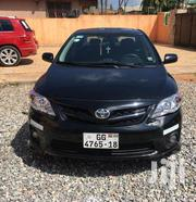 Toyota Corolla 2012 Black | Cars for sale in Volta Region, North Dayi