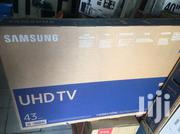 Samsung 2019 43 Inches Smart Uhd 4K Satellite Led Tv | TV & DVD Equipment for sale in Greater Accra, Adabraka
