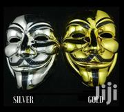 Gold & Silver Vendetta Mask | Clothing Accessories for sale in Greater Accra, Kwashieman