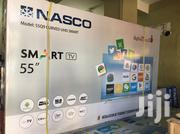 Nasco 55 Uhd 4K Smart Dv3t2s2 Led Tv | TV & DVD Equipment for sale in Greater Accra, Adabraka