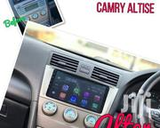 Toyota Camry Android Dvd HD Radio Touch Screen Multimedia | Vehicle Parts & Accessories for sale in Greater Accra, Abossey Okai
