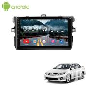Toyota Corolla Android Dvd HD Radio Touch Screen Multimedia | Vehicle Parts & Accessories for sale in Greater Accra, Abossey Okai