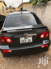 Toyota Corolla 2007 1.8 VVTL-i TS Gray | Cars for sale in Greater Accra, East Legon