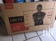 TCL LED49S4900 Digital Satellite LED TV 49 Inches Black | TV & DVD Equipment for sale in Greater Accra, Adabraka