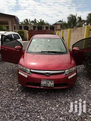 Honda Civic 2007 1.8 Red | Cars for sale in Greater Accra, North Ridge