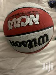 Leather Indoor and Outdoor Basketball | Sports Equipment for sale in Greater Accra, Labadi-Aborm