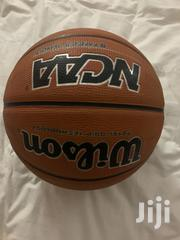 NCAA Leather Indoor And Outdoor Basketball   Sports Equipment for sale in Greater Accra, Labadi-Aborm