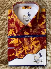 Quality And Affordable Polo Long Sleeve Shirt | Clothing for sale in Greater Accra, Accra Metropolitan