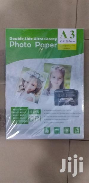 Epson Printers Double Sided Glossy Paper