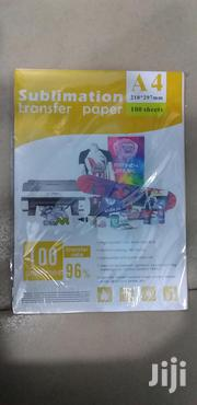 Epson Printer Sublimation Transfer Paper | Stationery for sale in Greater Accra, Odorkor