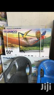 Nasco 50 Inches Smart Curved Digital Satellite | TV & DVD Equipment for sale in Greater Accra, Accra Metropolitan