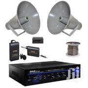 AUTOMATIC PROGRAMED Sirens For All | Safety Equipment for sale in Greater Accra, Accra Metropolitan