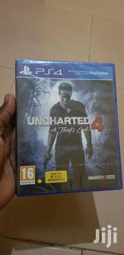Uncharted 4 Brand New PS4 CD | Video Games for sale in Ashanti, Kumasi Metropolitan