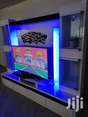 White TV Stand | Furniture for sale in Greater Accra, Airport Residential Area