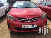 Toyota Corolla 2013 Red | Cars for sale in Greater Accra, Accra Metropolitan