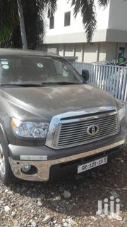 Toyota Tundra 2010 CrewMax 4x4 Limited Gray | Cars for sale in Greater Accra, Dansoman