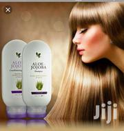 Aloe Jojoba Shampoo And Conditioning Rinse | Hair Beauty for sale in Greater Accra, Airport Residential Area