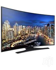 Nasco 55 Inches Smart Curved Uhd TV 4K Digital Satellite | TV & DVD Equipment for sale in Greater Accra, Accra Metropolitan