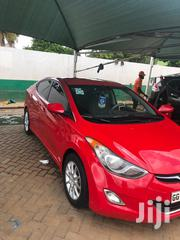 Hyundai Elantra 2013 Red | Cars for sale in Greater Accra, East Legon