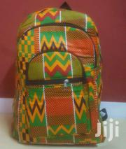 African Print Bags (Back Pack) | Bags for sale in Greater Accra, East Legon