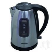 Panasonic NC- SK1 Electric Kettle- 1.6 Litre Silver | Kitchen Appliances for sale in Greater Accra, Achimota