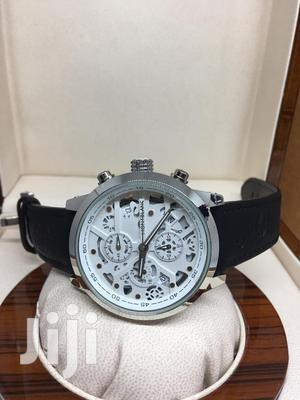 Montblanc Leather Watch