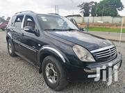SsangYong Rexton 2005 Black | Cars for sale in Ashanti, Kumasi Metropolitan