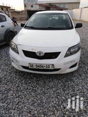Toyota Corolla 2009 White | Cars for sale in Greater Accra, Ga South Municipal