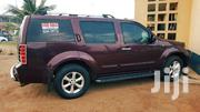 Nissan Pathfinder 2005 SE Off Road 4x4 Red | Cars for sale in Greater Accra, Accra Metropolitan