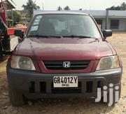 Honda CRV 1997 2.0 4WD Red | Cars for sale in Greater Accra, Kwashieman