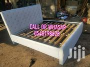 Moderate Queen Size Bed | Furniture for sale in Greater Accra, Accra new Town