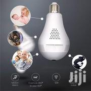 360°CCTV Light Bulb Security Camera | Security & Surveillance for sale in Greater Accra, Kwashieman
