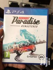Burnout Racing Ps4 Sealed | Video Game Consoles for sale in Greater Accra, Nungua East