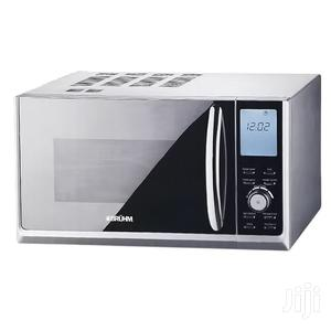 Bruhm Microwave Oven With Grill 25L Silver