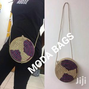 Moda African Weaved Bags