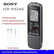SONY Icd-px240 Digital Voice Recorder | Audio & Music Equipment for sale in Greater Accra, Achimota