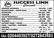 Works | Accounting & Finance Jobs for sale in Greater Accra, Agbogbloshie
