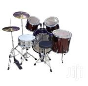Optima Drum Set 5pcs | Musical Instruments for sale in Greater Accra, Achimota