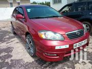 Toyota Corolla 2005 1.4 C Red | Cars for sale in Brong Ahafo, Kintampo North Municipal