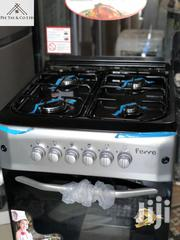 Ferre 60x60 4 Burner Cooker With Oven and Grill   Kitchen Appliances for sale in Greater Accra, Accra Metropolitan