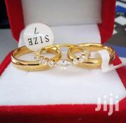3set 18k Gold Filled Wedding Rings | Jewelry for sale in Greater Accra, Odorkor
