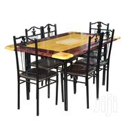 7pcs Dining Set Table + 6 Chairs | Furniture for sale in Greater Accra, Adenta Municipal