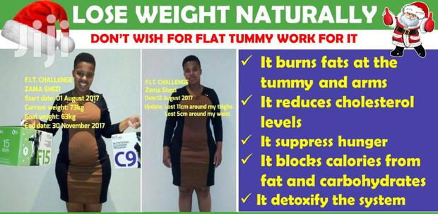 Loose Weight Naturally Within 9days