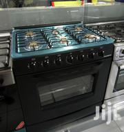 Sniper Black Nasco 6 Burner Gas Cooker With Oven | Restaurant & Catering Equipment for sale in Greater Accra, Teshie-Nungua Estates