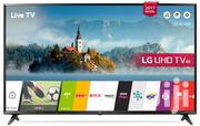 """Quality New LG 43""""AI Thinq Smart 4K UHD Satellite TV 