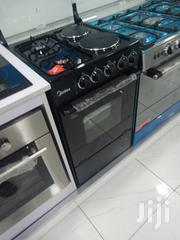 Midea 4 Burner Oven & Grill 2 Gas 2 Electric | Restaurant & Catering Equipment for sale in Greater Accra, Teshie-Nungua Estates