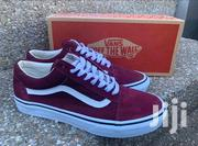 Old Skul Vans Wine | Shoes for sale in Greater Accra, Airport Residential Area