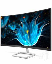 "Phillips 32"" Curved Monitor 