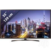 """Check Out The New LG 55""""Smart 4K Ultra HD Satellite Led TV 